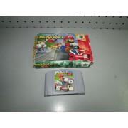 Juego N64 Mario Kart 64 NTSC USA En caja