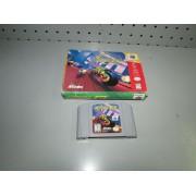 Juego N64 Extreme-G NTSC USA En caja