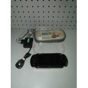 Consola Sony PSP Slim 2004 con cargador