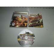 Juego PS3 Completo Motorstorm PAL ESP