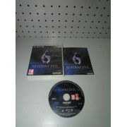 Juego PS3 Completo Resident Evil 6 PAL ESP