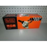 Radial Amoladora  Black Decker 750W Nuevo