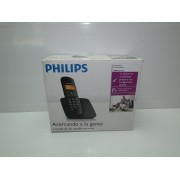 Telefono Inalambrico Philips CD180 Seminuevo