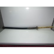 Katana Japonesa Decorativa Mango Dragon