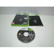 Juego Xbox 360 Comp Skyrim The Elder Scrolls V