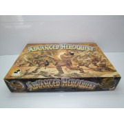JUEGO ADVANCED HEROQUEST Semicompleto