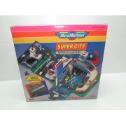 MICROMACHINES SUPER CITY En caja