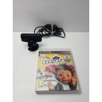 Camara Eye Toy PS3 y Juego EyeToy