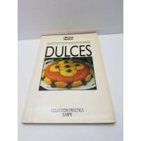 Libro Cocina Dulces
