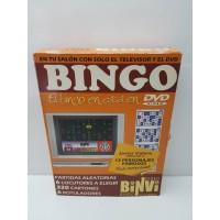 Set de Bingo en DVD en casa