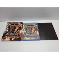 Ataque a los Titanes Parte 1 El arco y la flecha Escarlatas Ed. Coleccionista BD+DVD+Libro
