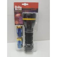 Linterna Nueva Master Brite con Pilas -2-