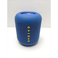 Altavoz Portatil Bluetooth Silvercrest Nuevo Azul sin Caja