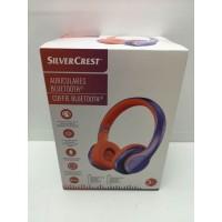 Auricular Inalambrico Bluetooth Silvercrest Violeta Naranja