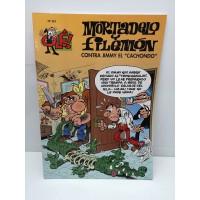 Comic Mortadelo y Filemon Nuevo Nº201 Contra Jimmy el cachondo