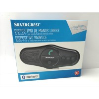 Dispositivo Manos Libres  SilverCrest Bluetooth 4.1 Nuevo -3-