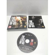 Juego PS3 The Last of Us comp