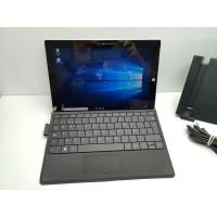 Microsoft Surface 3 Intel Atom z87 1,6ghZ 4GB Ram 64GB +4G + Dock Station