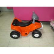 Quad Infantil Feber Naranja con cargador