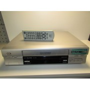 Reproductor VHS JVC HR-V505 con mando