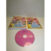 Nintendo WII Disney Princesas Un viaje encantado Comp