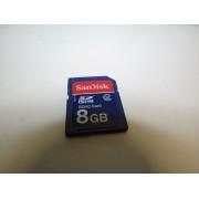 Tarjeta SD 8GB Sandisk