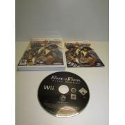 Juego Wii Comp Prince of Persia Rival Swords