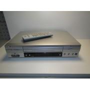 Reproductor VHS LG 6 Cabezales LV4685 con mando