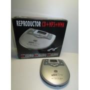 Discman CD MP3 WMA MiroRadici AG