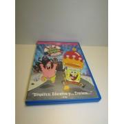 Pelicula DVD La Bob Esponja Pelicula