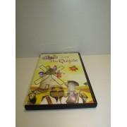 Pelicula DVD Los Lunnis y sy amigo don quijote
