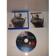 Juego PS4 Comp The Witcher Wild Hunt