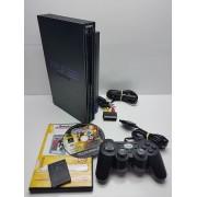 Consola PS2 FAT completa y juegos