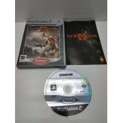 Juego PS2 God of War 2 Comp