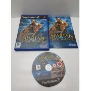 Juego PS2 Spartan Total Warrior Comp