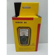 Multimetro Analogico Hibok 64 Seminuevo