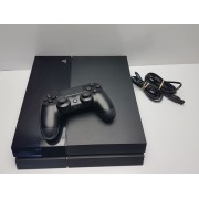 Consola PS4 Black 500GB Completa
