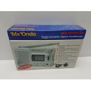 Radio Portatil Digital MX Onda MX-RDM939 Nuevo