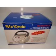 Radio CD MX Onda MX-MCP8159 Nuevo