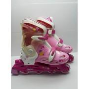 Patines en Linea Barbie Talla- 34-37