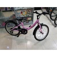 Bicicleta Infantil Rosa Olanda 20