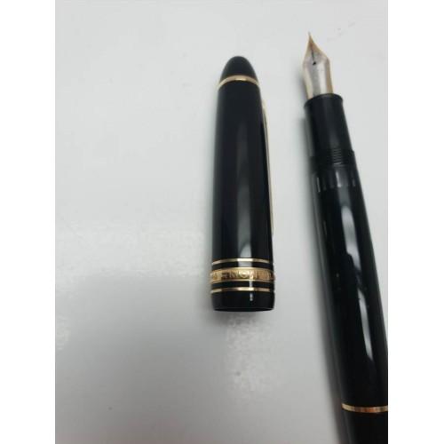 Pluma Montblanc Meisterstuck 146 Legrand Gold 4810
