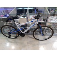 Bicicleta FS Disc Full Suspension FS 6.0