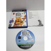 Juego PS2 Winnie the Pooh Comp