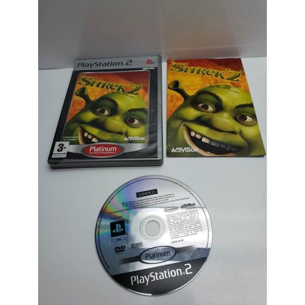 Juego PS2 Shrek 2 Comp