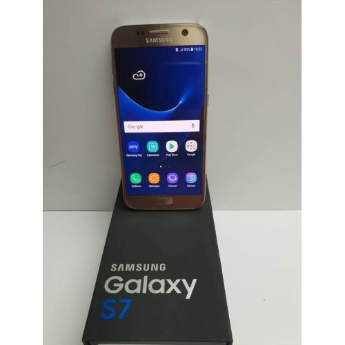 Movil Samsung Galaxy S7 Gold 32GB Libre