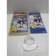 Juego PSP Completo Sonic Rivals 2