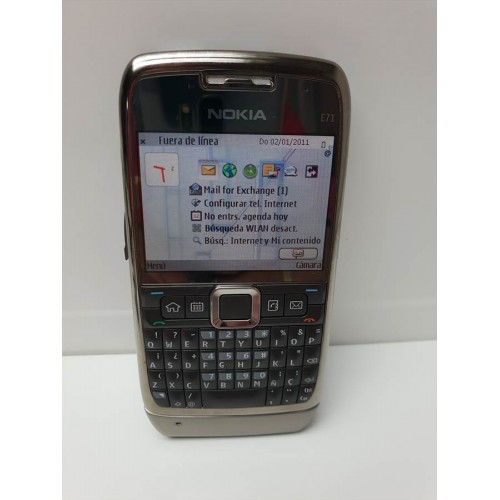 Movil Nokia E71 Movistar -2-