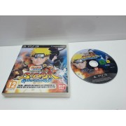 Juego PS3 Caja Naruto Shippuden Ultimate Ninja Storm Generations