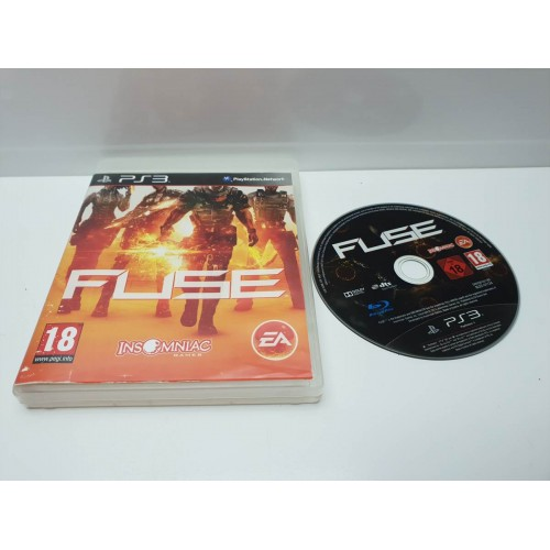 Juego PS3 Caja FUSE